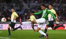 بورخا  يفوز بجائزة افضل لاعب في اميركا الجنوبية
