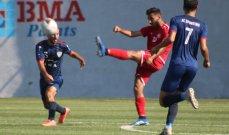بطولة لبنان لكرة القدم: الإخاء الأهلي عاليه يزيد من معاناة سبورتنيغ