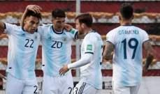 الاتحاد الارجنتيني يتحدث عن اصابة اللاعب بالاسيوس