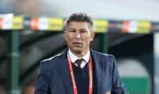 مدرب بلغاريا لم يسمع الهتافات العنصرية