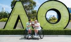 غوردن والفي يحرزان لقب زوجي استراليا المفتوحة على الكرسي المدولب