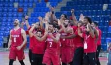 البحرين ترافق لبنان الى كأس اسيا 2021