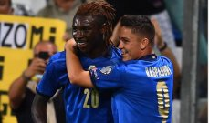 ابرز مجريات مباراة ايطاليا وليتوانيا
