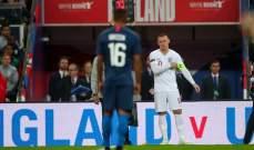 انكلترا تفوز على اميركا في مباراة اعتزال روني والديربي الإيرلندي ينتهي سلبيا