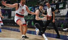 ابرز النتائج الودية لمباريات كرة السلة الاوروبية