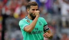 نابولي ينضم للمهتمين بخدمات مدافع ريال مدريد