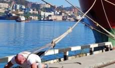 روسي يسحب سفينة وزنها 11 ألف طن