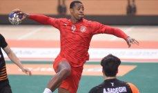 اسيوية اليد : العربي يواجه الكويت والدحيل أمام النجمة في النصف النهائي