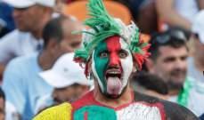 الملعب امتلأ بالمشجعين قبيل نهائي افريقيا بين الجزائر والسنغال