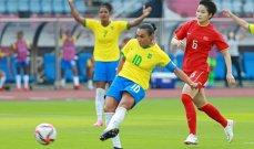 """أولمبياد طوكيو: بيليه يشيد بمارتا """"الأكثر من لاعبة"""" بعد إنجازها التاريخي"""