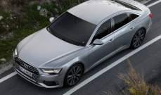 اودي تكشف عن الجيل الجديد من سيارتها A6