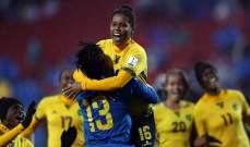 جامايكا للمرة الاولى الى مونديال السيدات