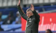 سولسكاير: الفوز على ليفربول متعة دائمة