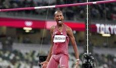 برشم : ذهبية اولمبياد طوكيو نتاج لعمل شاق منذ 10 سنوات