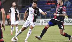 احصاءات من الدوري الإيطالي