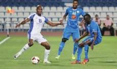 ماديسون يقود الخور لخطف التعادل من قطر في الدوري القطري