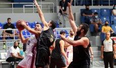 بيروت يفوز بفارق 39 نقطة امام اطلس ويقترب من المربع الذهبي