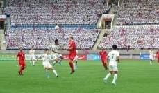 مدرب لبنان: الاداء كان سيء والمنتخب الكوري يستحق الفوز