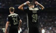 تاديتش أفضل لاعب في الجولة الأخيرة من دوري أبطال أوروبا