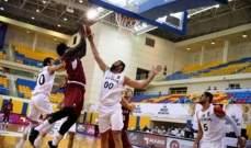 تصفيات كأس اسيا 2021 لكرة السلة: قطر تنجو من فخ السقوط امام سوريا