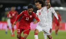 مدرب البحرين: راينا في التعادل مع الامارات تبدل بشكل جذري قبل وبعد المباراة