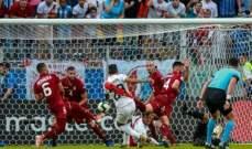 كوبا اميركا : فنزويلا تتعادل مع بيرو في مباراة الاهداف الملغاة
