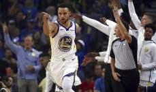 NBA: الليكرز يسقط مجدداً والواريرز يستعيد توازنه