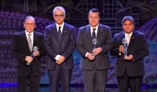 جوائز متنوعة لأفضل الاتحادات الاسيوية خلال عام 2019