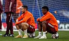 فينيسيوس: سنذهب من أجل الفوز بلقب الدوري الاسباني