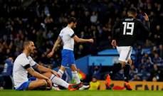 التعادل يحسم قمة المانيا واسبانيا وثنائية للارجنتين امام ايطاليا وخسارة فرنسا
