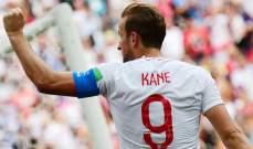 هاري كاين أفضل لاعب في مباراة إنكلترا وبنما