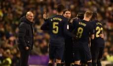 زيدان قد يخسر رودريغو امام ريال سرقسطة وفي الديربي