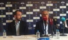 مدرب الفيصلي: كنا الطرف الأفضل وتوقف الدوري الأردني اثر كثيرا