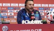 مدرب مونتيري المكسيكي ذو الاصول اللبنانية : هدفنا نهائي مونديال الأندية