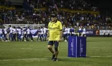 مارادونا يعود لقيادة ناديه بعد تعافيه