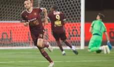الدوري السعودي: الفيصلي يفاجىء النصر ويهزمه بثلاثية