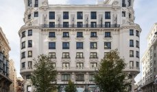 رونالدو يفتتح فندقه الثالث والأول في مدريد