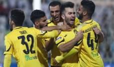 الاتحاد يلحق مجزرة أهداف بالباطن ويتأهل إلى نهائي كأس خادم الحرمين