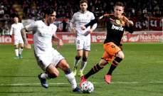 كأس ملك اسبانيا: فالنسيا يواصل حملة الدفاع عن لقبه بعد معاناة كبيرة امام ليونيسا