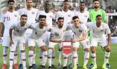 قائمة قطر لمواجهتي أفغانستان والهند في التصفيات لكأسي العالم و آسيا