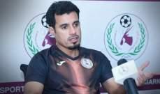 مدرب نادي قطر : طموحنا اكبر من الفوز بمباراة او مبارتين