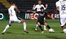 الدوري البرتغالي: بنفيكا يتخطى فاماليكاو بخماسية