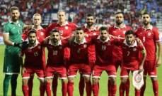 قائمة منتخب لبنان الرسمية لمواجهة تركمنستان في التصفيات الآسيوية المزدوجة