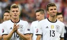 كروس يعلّق على عدم استدعاء مولر إلى المنتخب الألماني