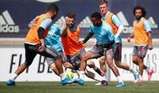 الكشف عن موقف ثلاثي ريال مدريد من التواجد امام غرناطة