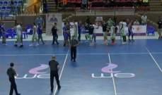 بطولة مصر الدولية: الحكمة يتفوق على هوبس في مباراة حماسية