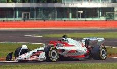 الفورمولا 1 تكشف عن سيارة موسم 2022