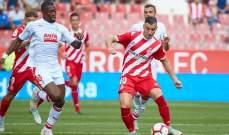 الدوري الاسباني : ايبار يخطف فوز مهم من مضيفه جيرونا