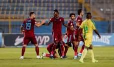 بيراميدز الى الدور المقبل من كأس مصر وحالة فريدة في اللقاء