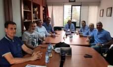 جلسة استثنائية لاتحاد كرة السلة اللبناني